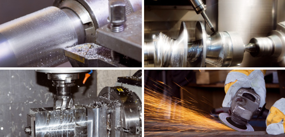 metallbearbeitung 1